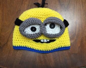 Minnion hat