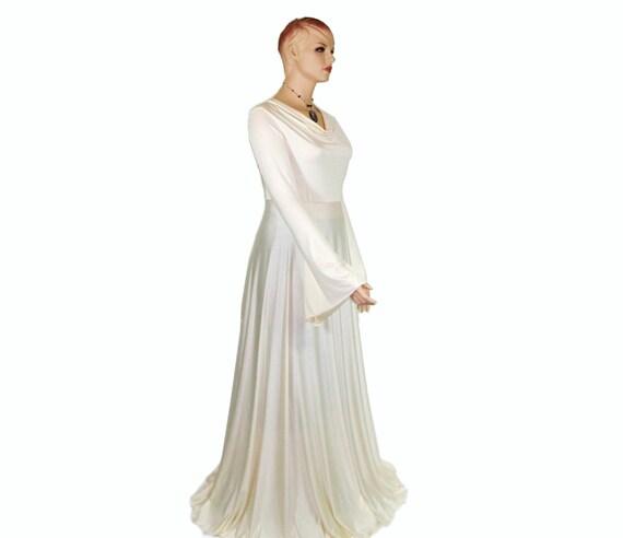 Semi Formal Romantic Maxi Dress Casual Wedding Maternity