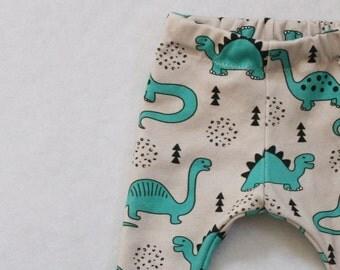 Dinosaur Baby and Toddler Leggings