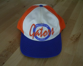 Vintage University of Florida Gators Hat