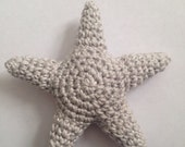 Crochet Catnip Star Cat Kitten Toy