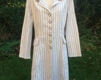 Victorian Style Bustle Coat