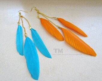 The Shepherd and His Seraph - Tales of Zestiria Inspired Earrings