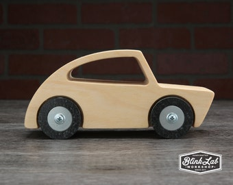 Wooden Toy Car, Wood Hot Rod, Raceing, Nascar, Sports, Made in USA, Heirloom Toys, Man Cave, Garage, Home Decor, Boy Play, HotWheels, Speed