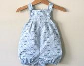 Baby boy romper baby girl romper overalls sunsuit