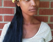 Sale-Supreme Sunflower Delight- Flower Crown Headband- Flower Crown- Floral Crown- Headband- Hair Accessories- Womens Accessories- Haircare