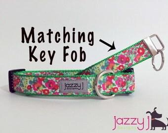 Custom Matching Wristlet Key Fob