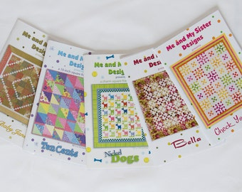 Paper Pattern Bundle #2 - Me and My Sister Dsigns