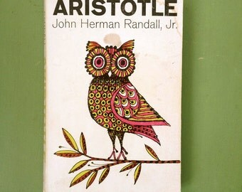 Aristotle by John Herman Randall
