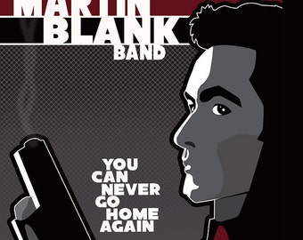 The Martin Blank Band - You Can Never Go Home Again