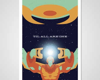 Till All Are One - 12x18 Art Print