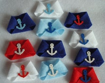 Nautical Themed Baby Shower Games; Dirty Diaper Game; Diapers with Anchors; Unisex Shower; Unique Baby Shower Games; Patriotic Baby Shower