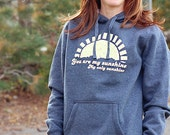 You Are My Sunshine, My Only Sunshine-Adult Hoodie