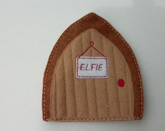 Custom Elf Mini Door
