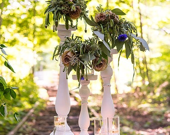 Wedding Flower Holders Ideal for Creating Wedding Centerpieces Event Table Decor and Floral Arrangements
