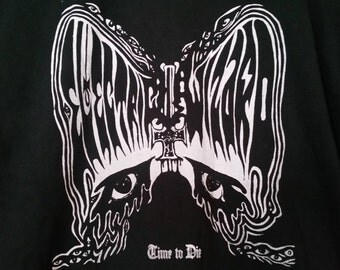 ELECTRIC WIZARD Black Metal Time to Die T-SHIRT