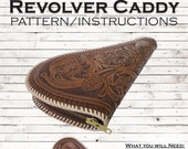 Revolver Caddy Pattern/ Instructions #144-10070