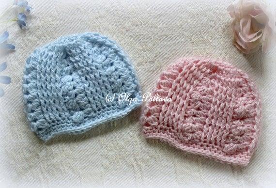 Crochet Patterns For Premature Babies : Premature Baby Hat Crochet Pattern Easy Crochet Pattern
