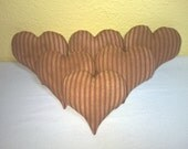 Bowl Fillers - Ticking Medium Hearts - Made to Order