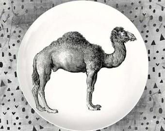 Camel No. 2  melamine plate