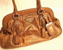 Popular items for prada bag on Etsy