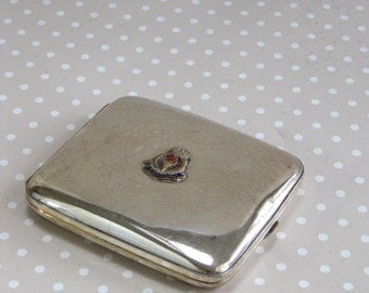 Vintage WW1 H.M.S Renown 'The Osbourne British Make' Cigarette Card Holder