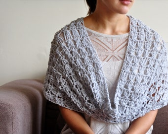 The Classic Cowl - Instant Download PDF Crochet Pattern