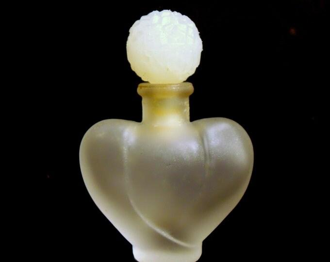 Vintage 1980s Farouche by Nina Ricci Parfum Splash Mini Perfume Bottle