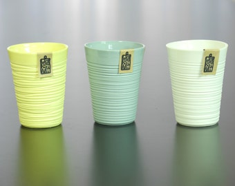 Mug set of 2, minimalistic porcelain mugs, contemporary ceramics, coffee mug, minimal design mug, modern mug