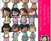 Melonheadz: Sketchitz Kidlettes Combo Pack