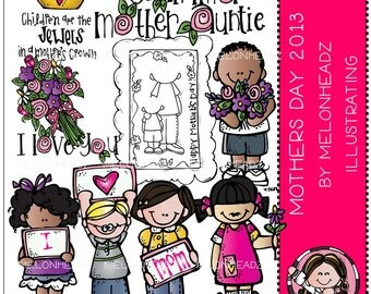 Mothers Day clip art - 2013