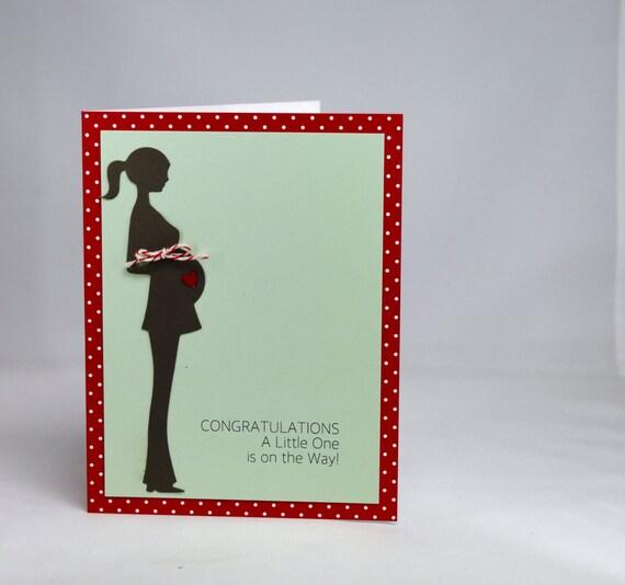 il_570xn - Pregnancy Congratulations Card