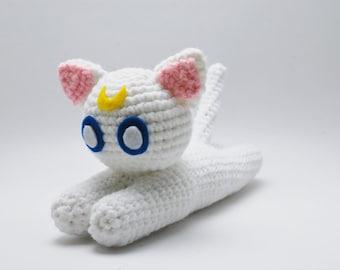 Crochet Sailor Moon Artemis
