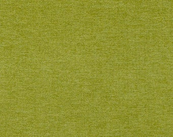 Lime Green Chenille Upholstery Fabric by the Yard - Green Chenille Pillow Covers - Chenille for Furniture Upholstery