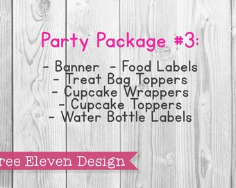 Party Package #3