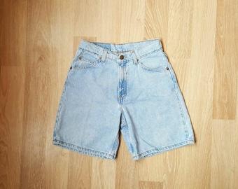 MENS DENIM LEVIS Shorts Short Jeans Men's Denim Shorts