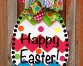Easter Door Hanger Spring Decor Front Door Hanger Easter Decoration
