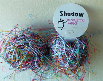 Sale White Multi 22 Shadow  by Trendsetter Yarns