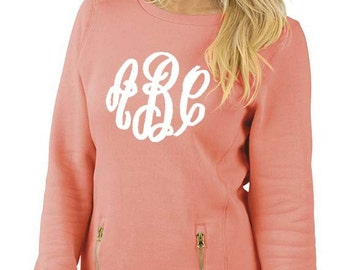 CUSTOM Monogrammed North Hamilton Sweatshirt -- Makes a Great Gift!
