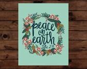 Luke 2:14 Print