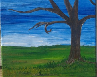 Will You Love Me When I'm Old, Original Tree Art