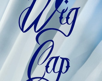 Add Wig Cap To Order