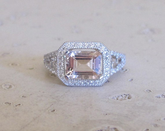 Rectangle Silver Morganite Ring Engagement Ring Bridal Ring. Celebrity Anniversary Wedding Rings. Energy Rings. Valentine's Day Wedding Rings. Frost Wedding Rings. Football Player Wedding Rings. 10 Thousand Dollar Engagement Rings. Bespoke Wedding Wedding Rings. Stunning Wedding Wedding Rings