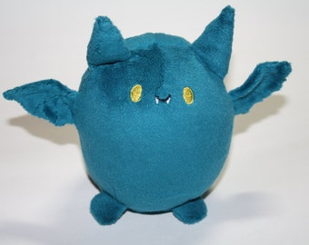 Super cute plushie chubby bat (made to order)