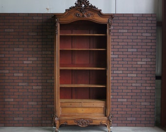 SOLD ~ Antique French Armoire / French Provincial Armoire / Antique Armoire