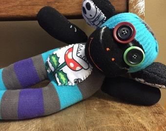 Geek Sock Monkey