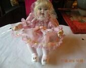 Marie Osmond Queen Elizabeth Rose Bud Doll - MIB