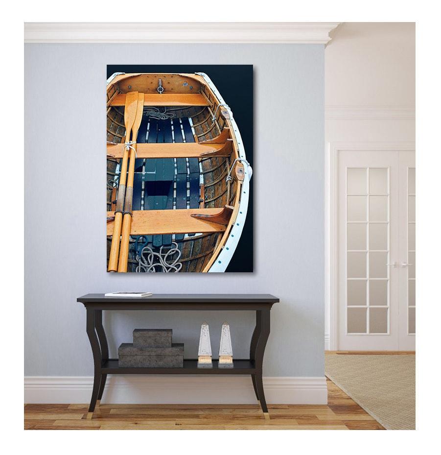 large nautical wall decor