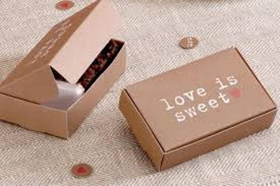 Wedding Cake Favor Box Dessert Table Favors Boxes Centre