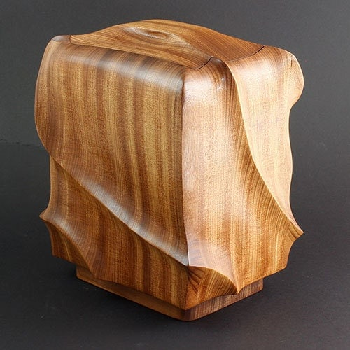 Custom Wood Cremation Urns By Everlastingtreeurns On Etsy
